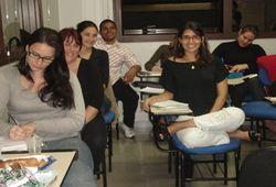 IV Pós-Graduação em Psicologia Hospitalar - Turma Semanal  Agosto/2007