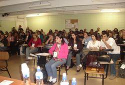 I Congresso Multidisciplinar da Universidade São Francisco - 19.10.07