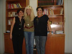 Banca de Avaliação / 2007 / CEPPS - Parceiras e amigas Profa. Rita Romaro e Heloísa Campos