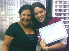 Profa. Heloísa -Campos - Parceira e amiga do CEPPS - Curso de Psicopatologia - Fev/08