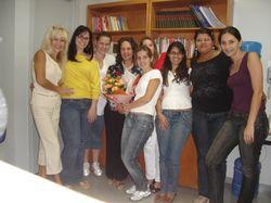 IV Pós-Graduação em Psicologia Hospitalar - 09.04.08