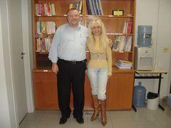Amigo e parceiro Prof. Dr. José Carlos Riechelmann - Maio/2008