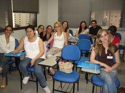 Curso de Psicooncologia -  novos amigos - 15/11/08