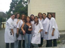 Pós-Graduandas em Psicologia Hospitalar - Junho/08