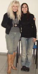 Estudante de Psicologia Marjorie Ribas - Maio/2009
