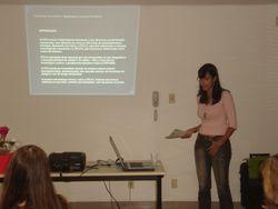 Formanda Karina Godoy Arruda - 17/01/10