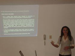 Formanda Tatiane Faveron de Oliveira - 17/01/10