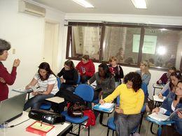 Alunas da IX Especialização em Psicologia Hospitalar - Set/2010