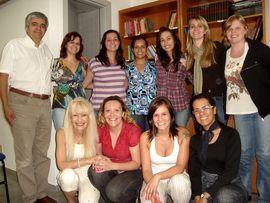 Alunas de Pós-Graduação | Prof. Francisco Toro | Dez/2011