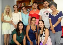 Alunos do Curso de Pós-Graduação em Psicologia Hospitalar | Fev/2011